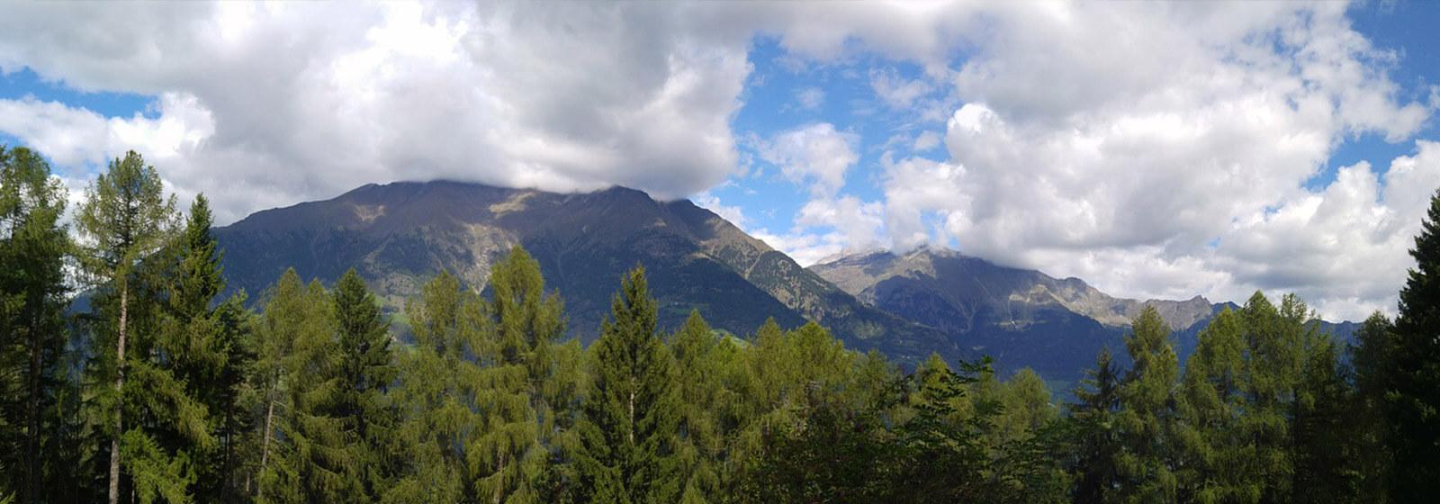 Mountains image slide